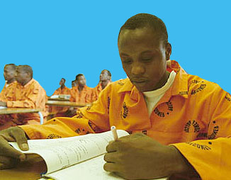 Readucate Prison Project learners